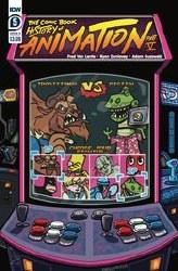 Comic Book History Of Animation #5 (Of 5) Cvr B Dunlavey
