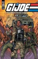 Gi Joe A Real American Hero #281 Cvr A Andrew Griffith