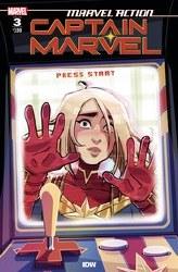Marvel Action Captain Marvel #3