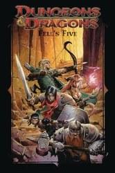 Dungeons & Dragons Fells Five Tp (C: 0-1-1)