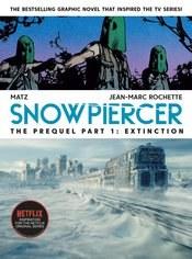 Snowpiercer Prequel Vol 01 Extinction