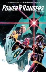Power Rangers Tp Vol 01 (C: 1-1-2)