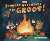Summer Adventure For Groot Hc (C: 1-1-0)