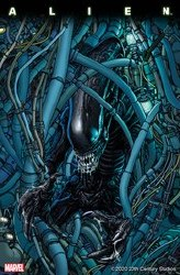 Alien #1 Mcniven 1:50 Var