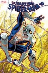 Amazing Spider-Man #62 Weaver 1:10 Design Var