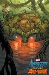 Avengers Curse Man-Thing #1 Cassara Stormbreakers Var