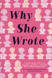 Why She Wrote Graphic History Of Classic Women Writers (C: 0