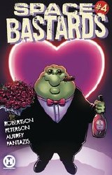 Space Bastards #4 (Mr)
