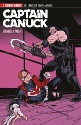 Captain Canuck Archives Unholy War Tp