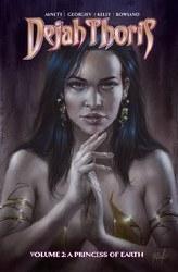 Dejah Thoris Tp Vol 02 Princess Of Earth