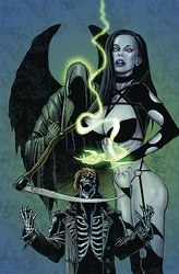 Tarot Witch Of The Black Rose #127 (Mr)