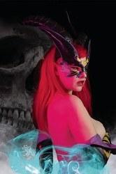 Tarot Witch Of The Black Rose #127 Cosplay Photo Cvr Ed (Mr)