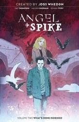 Angel & Spike Tp Vol 02