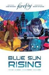 Firefly Blue Sun Rising Ltd Ed Hc