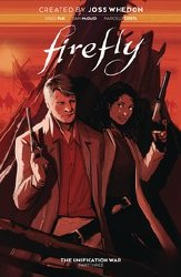 Firefly Unification War Tp Vol 03
