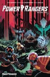 Power Rangers Tp Vol 02