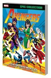 Avengers Epic Collection Tp A Traitor Stalks Within Us