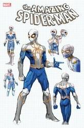 Amazing Spider-Man #63 Weaver Var