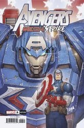 Avengers Mech Strike #3 (Of 5) Nakayama Var
