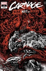 Carnage Black White And Blood #2 (Of 4) Gleason Var