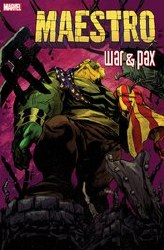 Maestro War And Pax #4 (Of 5) Greene Var