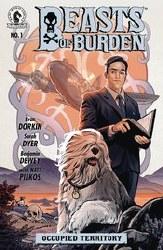 Beasts Of Burden Occupied Territory #1 (Of 4) Cvr A Dewey