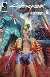 Cyberpunk 2077 You Have My Word #1 (Of 4) Cvr A Hervas