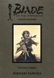 Blade Of Immortal Dlx Ed Hc Vol 03 (Mr)