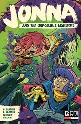 Jonna And The Unpossible Monsters #2 Cvr B Suriano