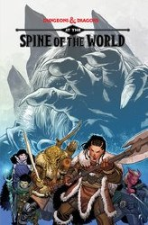 Dungeons & Dragons At Spine Of World Tp (C: 1-0-0)