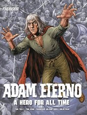 Adam Eterno Hero For All Time Tp (C: 0-0-2)