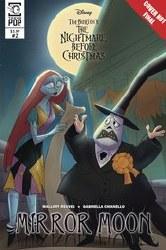 Nightmare Before Christmas Mirror Moon #2