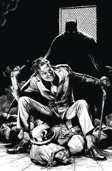 Batman Black & White #5 (Of 6) Cvr C Frank Riddler Var