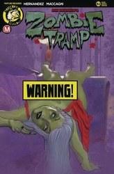 Zombie Tramp Ongoing #82 Cvr D Andrew Herman Risque (Mr)