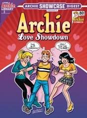 Archie Showcase Digest #3 Love Showdown