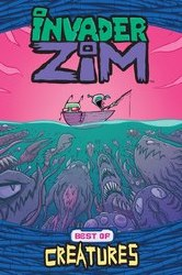 Invader Zim Best Of Creatures Tp Vol 01 Cvr A Wucinich