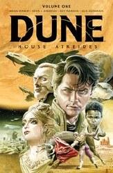Dune House Atreides Ltd Ed Hc Vol 01 (Net)