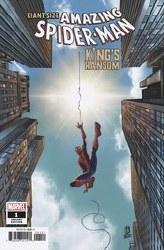 Giant-Size Amazing Spider-Man Kings Ransom #1 Artist Var