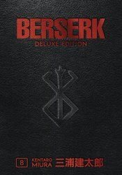 Berserk Deluxe Edition Hc Vol 08 (C: 0-1-2)