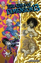 Girls Of Dimension 13 #3