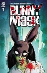 Bunny Mask #1 Cvr A Mutti