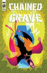 Chained To The Grave #5 (Of 5)