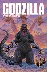 Godzilla World Of Monsters Tp (C: 0-1-1)