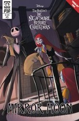 Nightmare Before Christmas Mirror Moon #3