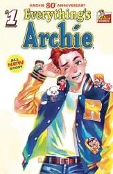 Archie 80th Anniv Everything Archie #1 Cvr C Rian Gonzales
