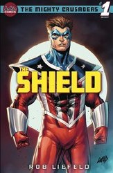 Mighty Crusaders One Shot The Shield Cvr A Rob Liefeld