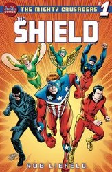 Mighty Crusaders One Shot The Shield Cvr E Jerry Ordway