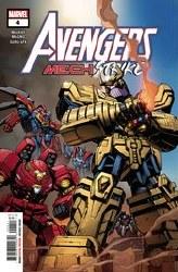 Avengers Mech Strike #4 (Of 5)
