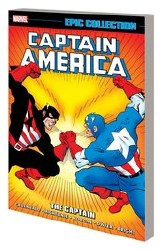 Captain America Epic Collection Tp Captain