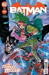 Batman #108 Cvr A Jimenez